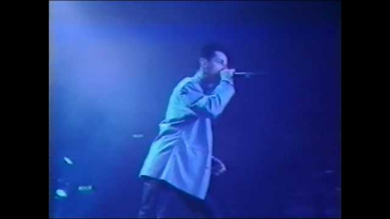Depeche mode Black Celebration 01 19 London 1986