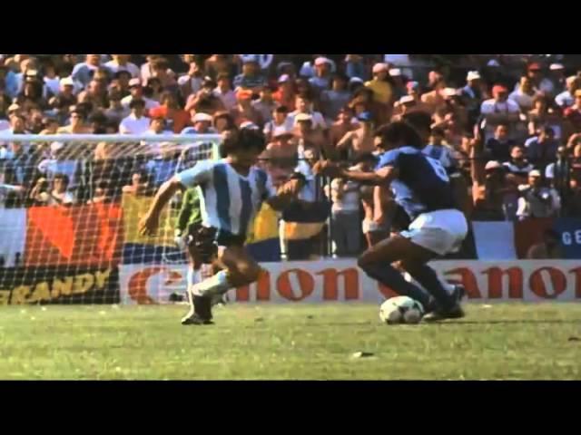 Пеле и Марадона (Pele and Maradona)