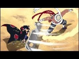 【AMV】Naruto - Sasuke vs Killer Bee - Impossible