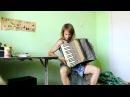 Adept -- Grow Up, Peter Pan! (accordion cover)