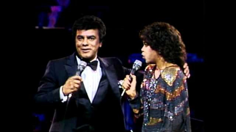 JOHNNY MATHIS DUETS MEDLEY
