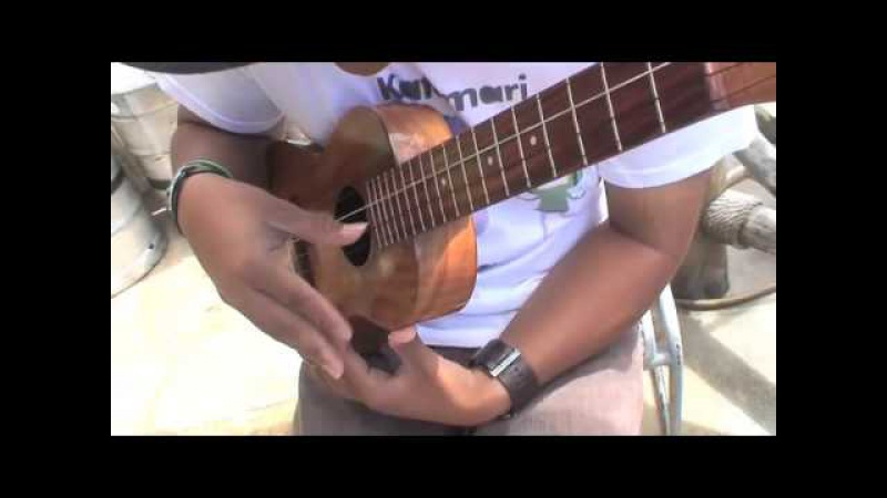 Uke Minutes 13 - How to do a Tremolo