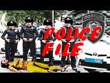 Киевский бездомный пять минут не давал полиции себя задержать - охота на маргинала