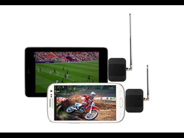Geniatech MyGica PT360 (DVB-T2 Pad TV Tuner) - USB тюнер для Android 1
