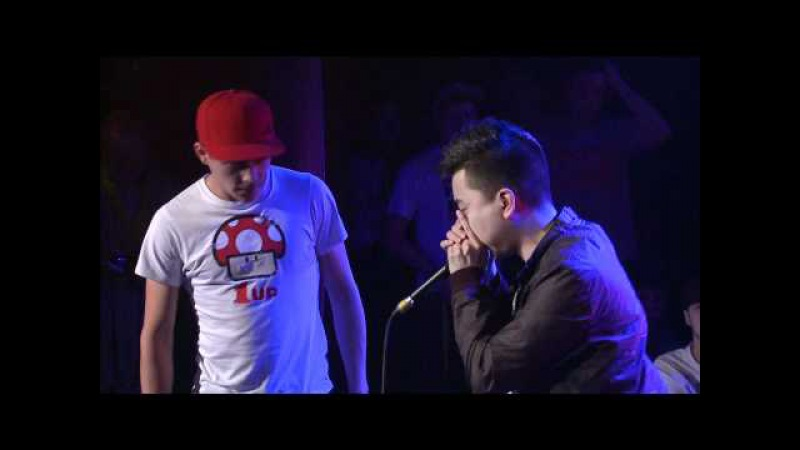 Alem vs krNfx Best 16 3rd Beatbox Battle World Championship