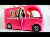Барби выбирает машину для пикника. Мультфильм с куклой Барби. Видео для девочек.