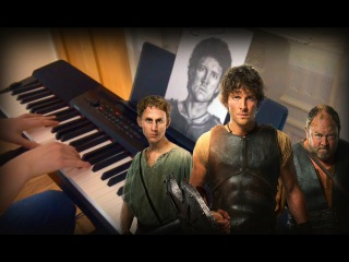 Atlantis BBC Series 2 : 'Ruled by the Heart' - Piano Arrangement (HD)