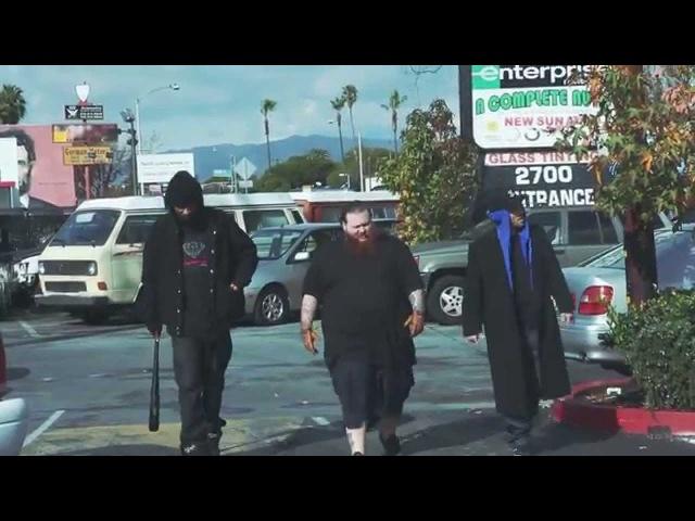 Gangrene Driving Gloves feat Action Bronson