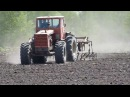 Гусеничный трактор Т-4 (Алтай) на колесах от Дон-1500 1
