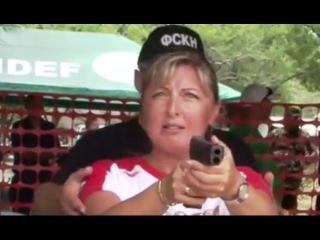 Армейские игры в Никарагуа: оружие в руки взяли жены офицеров