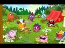Развивающий мультик - Смешарики идут в поход 2015 год! Мультфильм для мальчиков и девочек