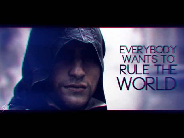 Everybody wants to rule the world. | multifandom