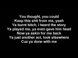 Eamon-Fuck it  with lyrics HD