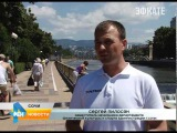 Как в Сочи поделить дорожки между пешеходами и велосипедистами? Новости Сочи Эфкате