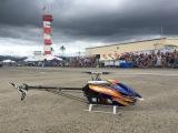 Alan Szabo Jr. ALIGN Trex 700E DFC 700E Hawaii Demo Pacific Aviation Museum 8/16/15