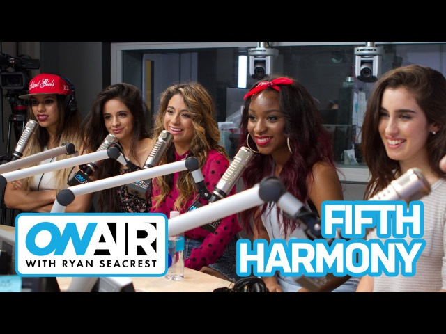 Fifth Harmony BO$$ LIVE On Air with Ryan Seacrest