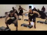 'Xtreme' aerobics Jane Fonda meets Hip Hop in new gym fad
