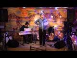 Влад Черейский и Вадим Лебедев — Воздух | 18.03.2016, арт-кафе Африка, Санкт-Петербург