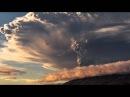 Красивое видео. Извержение вулкана