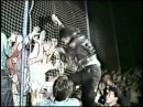 Michael Jackson Bad live in Japan 1987 michael climbs up the safety net