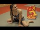 Александра Албу: Успеваю работать и тренироваться дважды в день Alexandra Albu about UFC debut