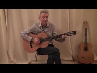 Песни на два аккорда- от Булата Окуджавы до Антонио Бандероса -