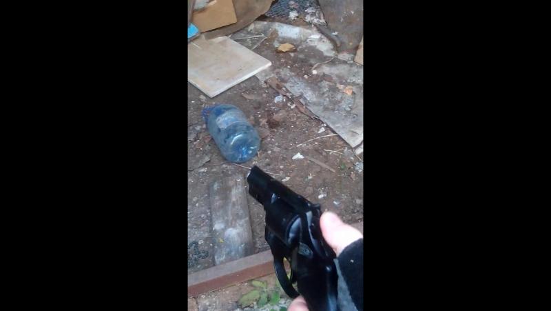Револьвер Флобера, криминальная переделка под 5,6мм. Обзор - предупреждение, часть 2.