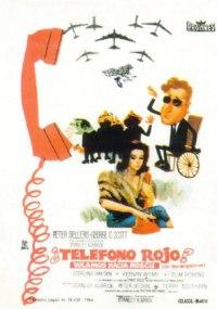 ¿Teléfono rojo?, volamos hacia Moscú