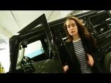 тест-драйв Мерседес Гелендваген Mercedes Gelandewagen программа АВТОНЬЮС от 01.05.2015г