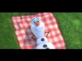 Песня Снеговика