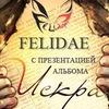 FELIDAE (арт-фолк-рок) концерт в Москве 03.10.15