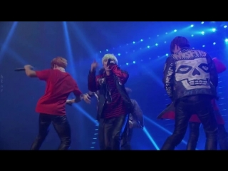 'BTS HYYH (화양연화) on stage' full concert DVD 15/20 - Skool Luv Affair + War of Hormone