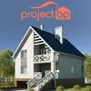 Проекты домов и коттеджей - ProjectBP
