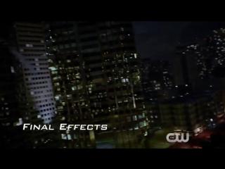 Флэш. Ролик о съемках спецэффектов 2 сезона.