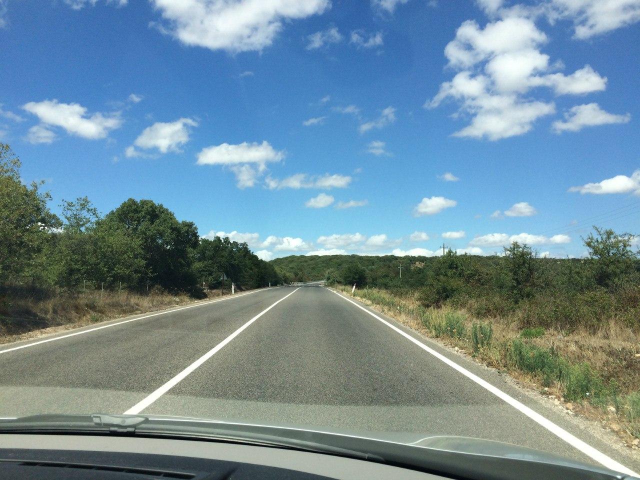 Дорога до Санта-Терезы
