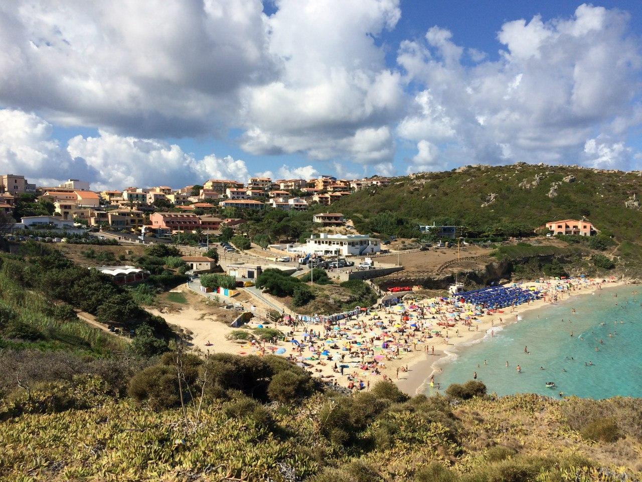 Сардиния, пляж