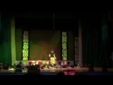 Моя постановка на ГОС экзамен. Танец