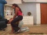 all-fours ponygirl i/iv