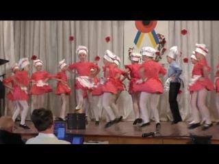 Танець «Варись, варись кашка».  Хореографічний колектив  «Веселий сонях» .