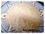 How to make afghani rice recipe (challaw)