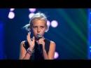Leeloo zingt  'Daydreamer' | Blind Audition | The Voice Kids | VTM