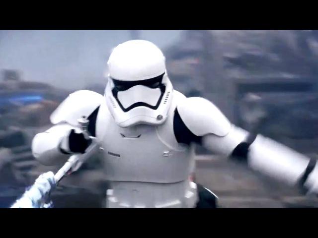 Звездные войны: Пробуждение силы тв-ролик STAR WARS: THE FORCE AWAKENS TV Spot 20 and 21 (2015) Epic Space Opera Movie HD