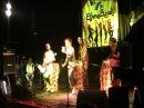 Африканские танцы Группа Sativa Lobster на ДР Ethnobeat 2011