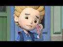 Робокар Поли - Правила дорожного движения - Две стороны дороги в школу мультфильм 25