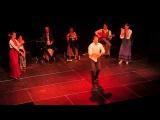 Jaleo. Концерт Esencia flamenca. Kuky Santiago, Katerina Kovtun, Julia Ivanova.