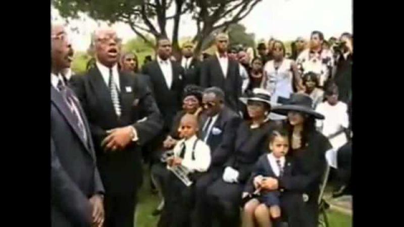 Похороны Легендарного репера Eazy e ER