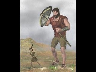 Исполины - нефилимы (ивр. נפילים- «падшие») библейские персонажи.Сыны Божьи и не...