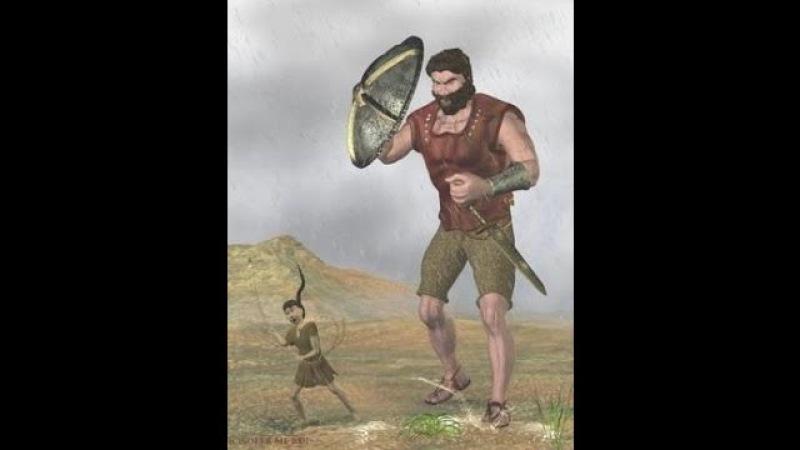 Исполины - нефилимы (ивр. נפילים- «падшие») библейские персонажи.Сыны Божьи и нефилим — Джим Стэйли