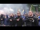 Азов провел в Киеве марш против выборов на Донбассе и за пересмотр Минских договоренностей