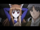 Spice and Wolf AMV │ Ylvis – What does the fox say │ Big Contest 2014 │ Аниме-клип